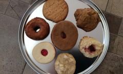 Biscuit, galette et beigne