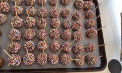 "Boules ""Candy Crush"" au chocolat"